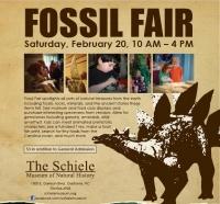fossil fair